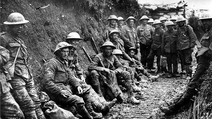 World War I new
